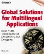 Global Solutions for Multilingual Applications